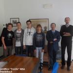 """Alba: ottimi risultati degli alunni del """"Cocito"""" alle Olimpiadi di informatica"""