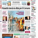 ANTEPRIMA. La copertina di Gazzetta d'Alba in edicola da martedì 25 febbraio 2014