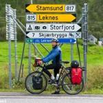 Fulvio Silvestri, in bici fino all'Islanda per un racconto fotografico… da sogno