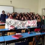 """Salesiani: gli studenti incontrano """"Libera"""""""