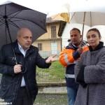 Alba: sopralluogo di Sindaco e Presidente della Provincia a Scaparoni
