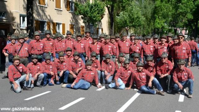 Raduno Alpini in Langa: giornate di grande festa a Cherasco