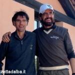 Valerio Staffelli al Golf club Cherasco in veste di… recensore