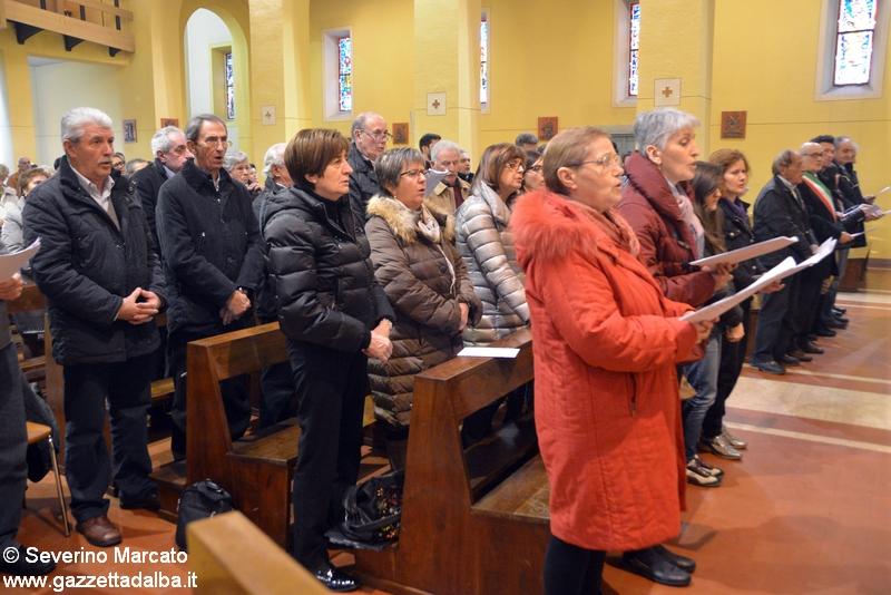 Vicaria Langa apertura chiesa Gallo 1