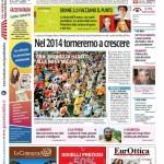 ANTEPRIMA. La copertina di Gazzetta d'Alba in edicola da martedì 4 marzo 2014