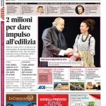 ANTEPRIMA. La copertina di Gazzetta d'Alba in edicola da martedì 18 marzo 2014
