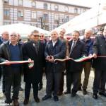 Alba: inaugurato il mercato di piazza San Paolo