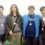 """Il liceo """"Cocito"""" di Alba è campione provinciale di scacchi"""