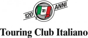 touring club logo 120anni