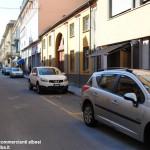 Alba, entro Pasqua spariranno i parcheggi blu di via Alfieri