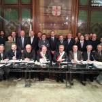 Alba, si chiude il mandato Marello: il saluto dei consiglieri comunali
