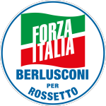 Forza Italia - Berlusconi per Rossetto