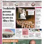 ANTEPRIMA. La copertina di Gazzetta d'Alba in edicola da martedì 29 aprile 2014