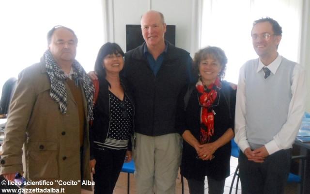 docenti-americani-cocito-alba-aprile2014