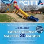 Comunali: Alba città per vivere invita al parco Sobrino
