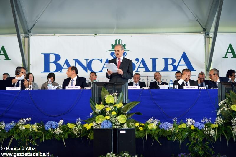 Banca d'Alba, Felice Cerruti non si ricandiderà per la presidenza
