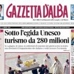 ANTEPRIMA. La copertina di Gazzetta d'Alba in edicola da martedì 6 maggio 2014