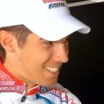 Giro d'Italia, Diego Rosa stringe i denti. I tifosi pronti ad applaudirlo a Savona