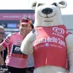 Giro d'Italia, Carovana pubblicitaria da Treiso ad Alba
