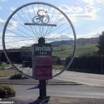 Giro d'Italia, iniziative collaterali a Borgomale, Alba e Barolo