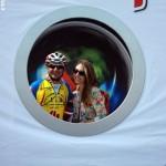 Giro d'Italia, alla Barbaresco-Barolo ci sarà anche… l'Uomo in ammollo