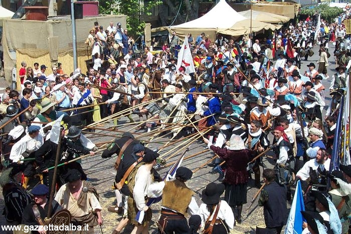 Assedio di Canelli, torna la battaglia