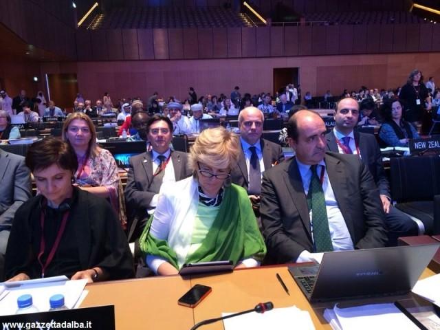 delegazione-piemonte-qatar-unesco-giugno2014