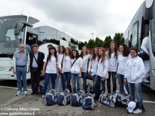 Olimpiadi Bergama_partenza2