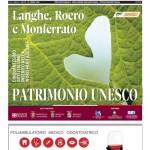 ANTEPRIMA. La copertina e la sovracopertina Unesco di Gazzetta d'Alba del 24 giugno 2014