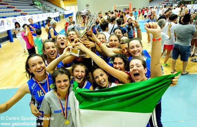 San Cassiano Alba juniores 2