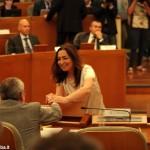 """Cerea, President!"". L'esordio di Gianna Gancia in Regione"