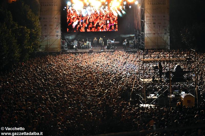 Collisioni 2016, l'apertura con il concerto dei Modà