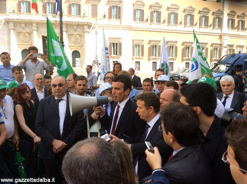roma protesta agricoltori 1