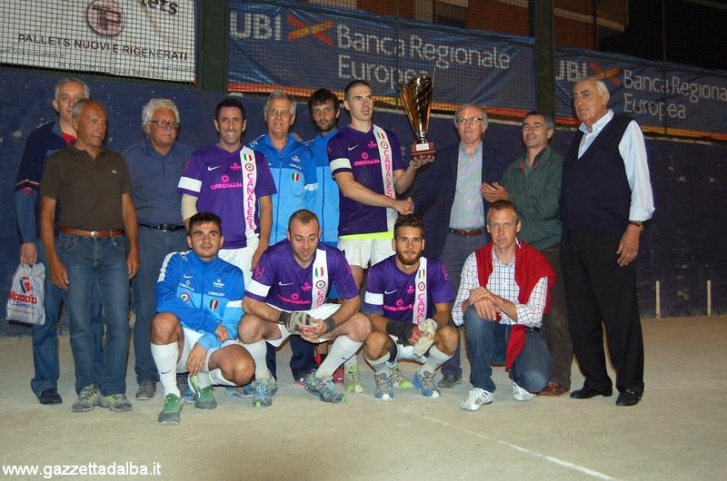 Serie A – Canalese seconda classificata