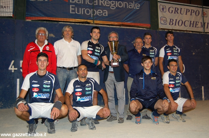 Serie B – S-Biagio seconda classificata