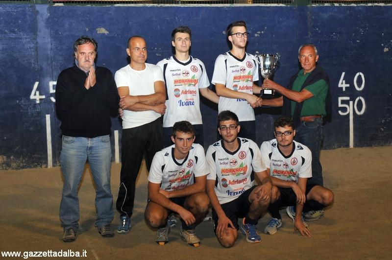 Serie C1 – Neivese seconda classificata