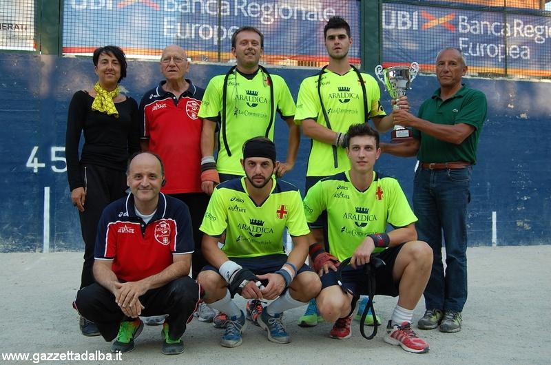 Serie C2 – Albese seconda classificata