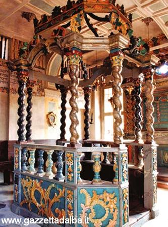 cherasco sinagoga
