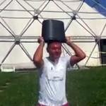 Alba, la doccia gelata di Mariano Rabino contro la Sla