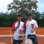 Tennis: Andrea Bolla (Match ball Bra) è campione italiano under 16 di doppio