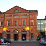 Teatro restaurato dai privati  come il Colosseo