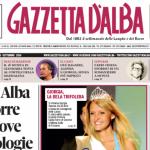 ANTEPRIMA. La copertina di Gazzetta d'Alba del 16 settembre 2014