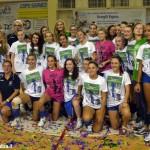 Pallavolo: L'Alba volley vince i tornei under 14 e under 16 di Savigliano