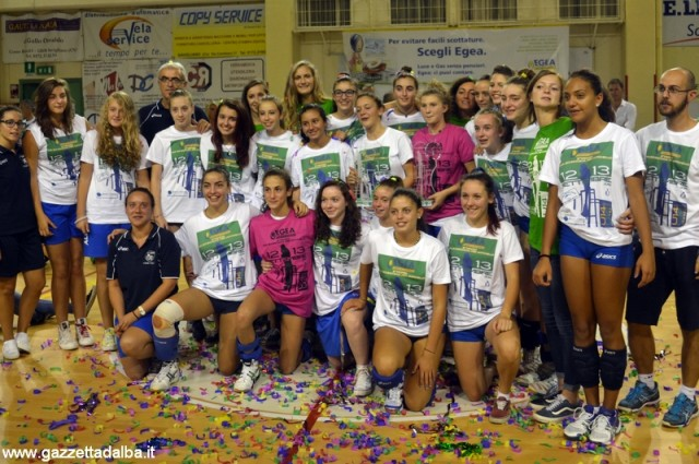 l alba volley under 14 e under 16 torneo savigliano