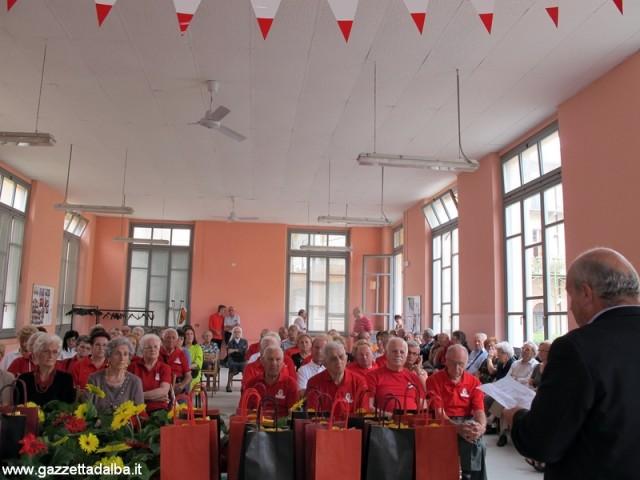 Anziani volontari 2012