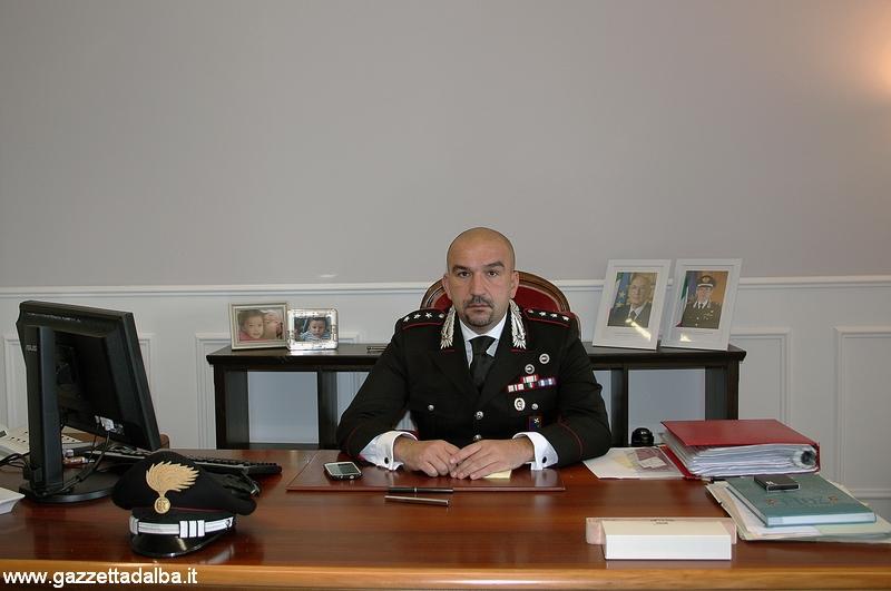 Bra: encomio al capitano Di Nunzio