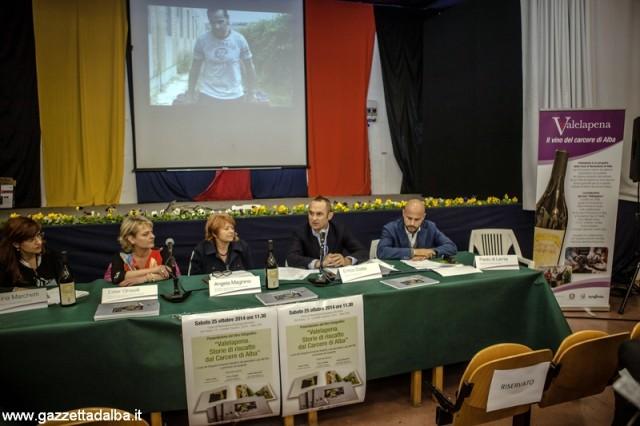 Conferenza stampa Valelapena