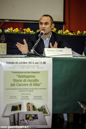 ViceMinistro alla Giustizia Enrico Costa