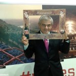 Alba, un selfie in Fiera per festeggiare le colline Unesco