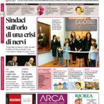 La copertina di Gazzetta d'Alba del 28 ottobre 2014